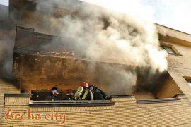 مبحث سوم حفاظت ساختمان در مقابل حریق