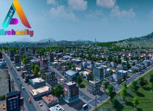 نظم و ترتیب و جهت گیری بنا در سطح شهر
