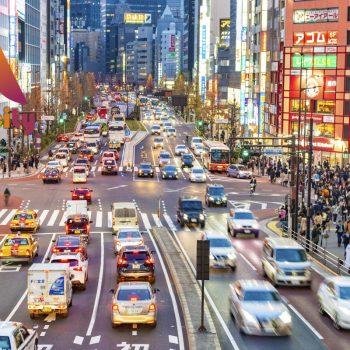 چه گروه هایی در ژاپن پیشنهاد های طرح را سازماندهی می کنند؟