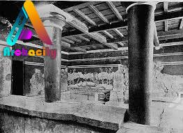 معماری تمدن اژه ای