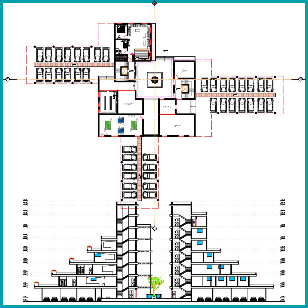 مجتمع مسکونی ۲