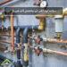 ۰ تا ۱۰۰ لوله کشی آب ساختمان (آب شرب)