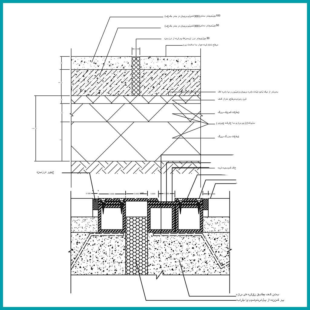 جلوگیری از آسیب به سازه با رعایت درز انبساط در ساختمان!