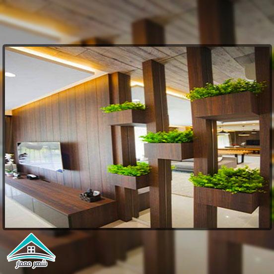 چرا در معماری و طراحی داخلی از چوب استفاده میشود؟
