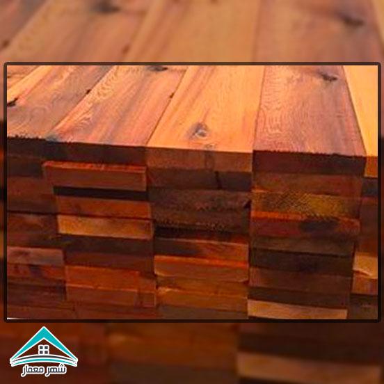 4.چوب سرو (Cedar)