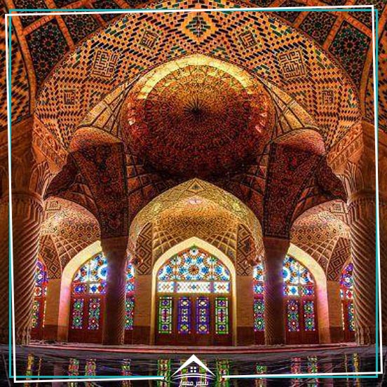 سنت طاق نمایی مقرنس در غرب اسلام