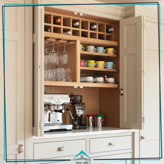 4. یک ایستگاه قهوه یا صبحانه ایجاد کنید!