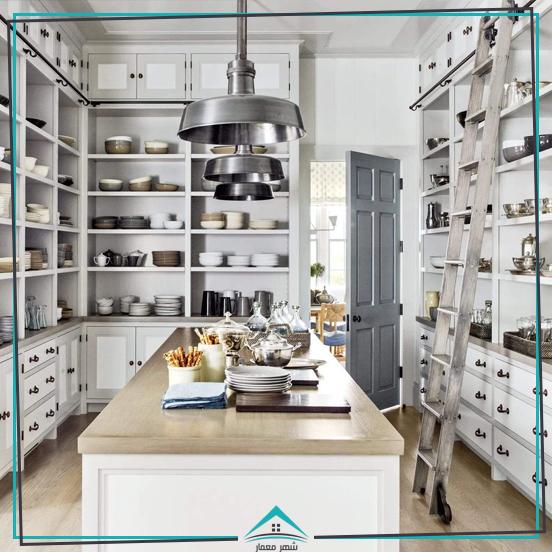 1. نگهداری لوازم اصلی آشپزخانه