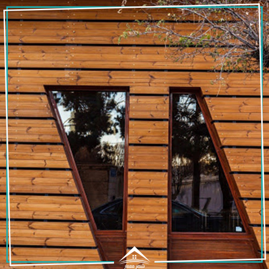 تعریف و کاربردهای مهم چوب در ساختمان و نما